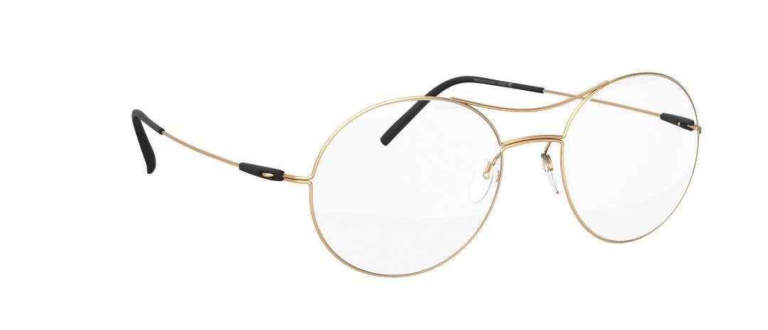 Silhouette Brille, eyewear Modell 5508 75 7530 Brillenhaus-Wilke, Hamburg