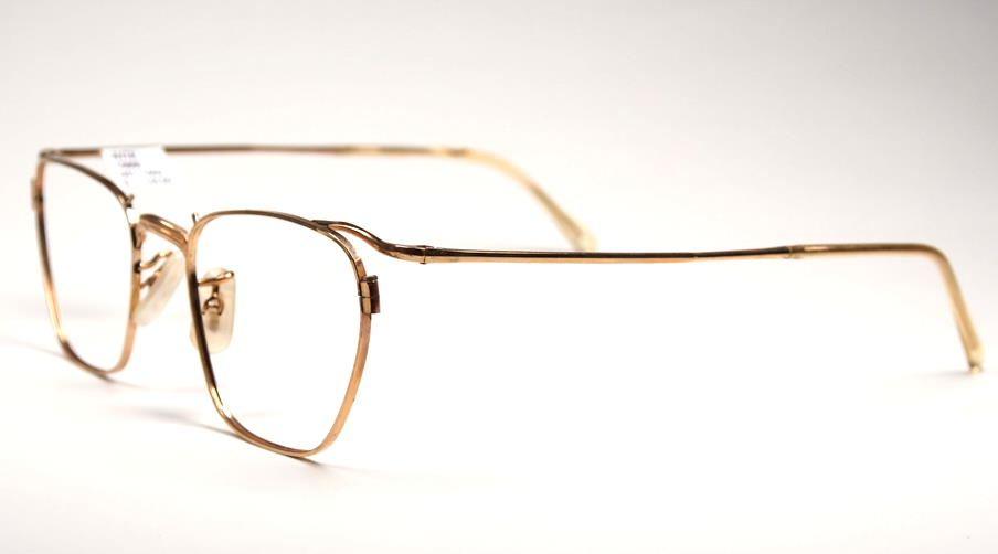 Antike Golddouble Brille aus den 30er/40er Jahren 10668