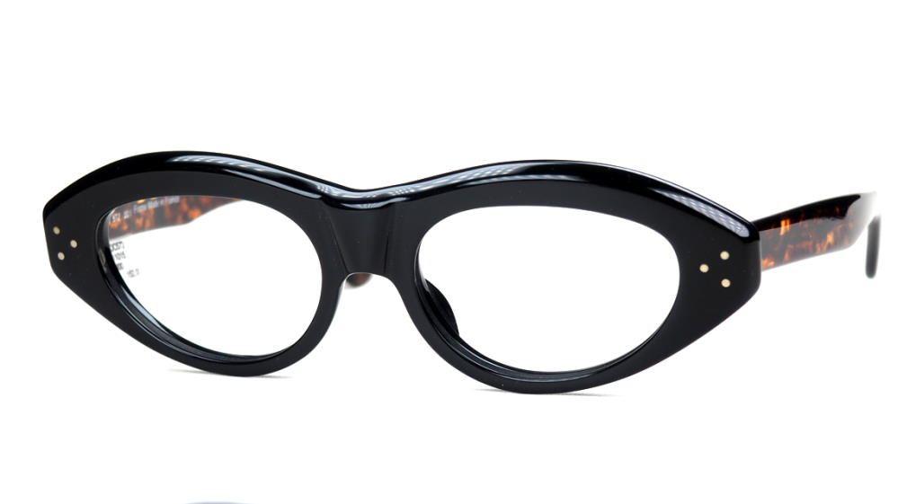 Schmetterlingsbrille der 70er Jahre von J.F. Rey