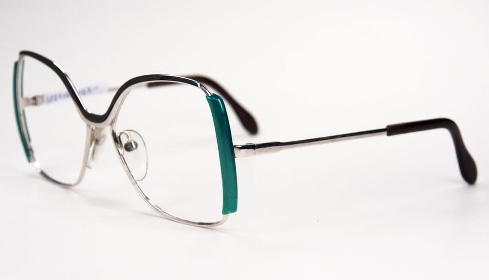 Vintage Damenbrille, original der 80er Jahre von Silhouette
