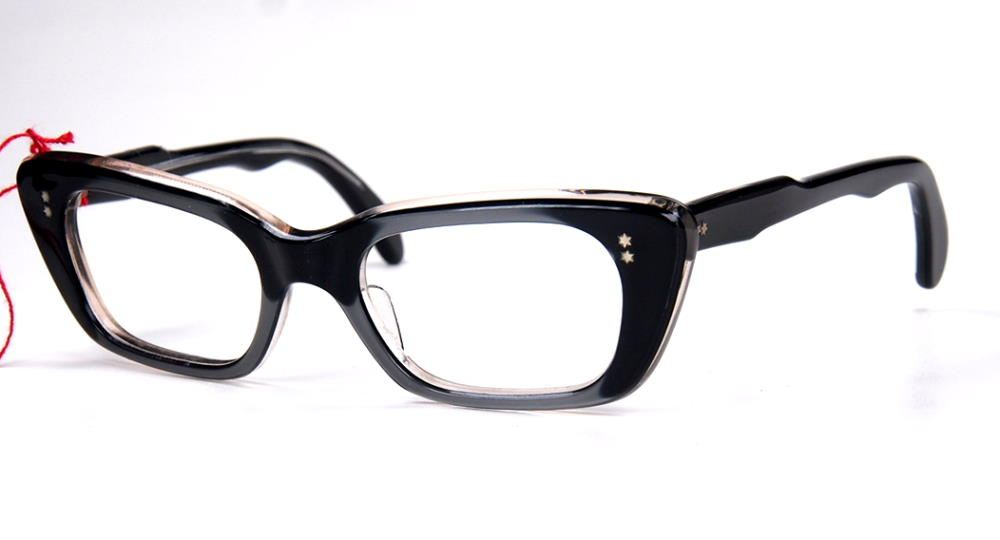 60er Jahre Vintage Brille, The Vintage Acetates from the 60s. Nr.12043