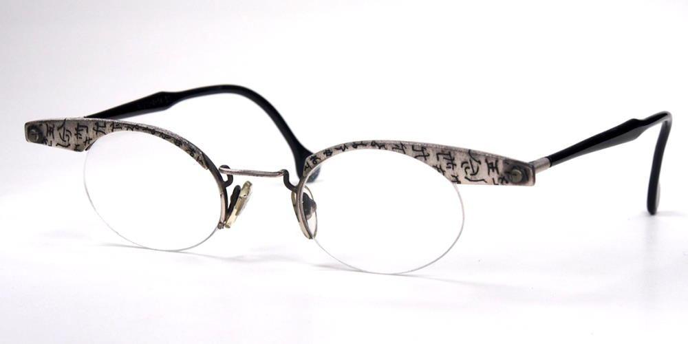 TLH L2 eyewear Vintagebrille Damenbrille N 515 aus den Neunzigern. Hand made Germany