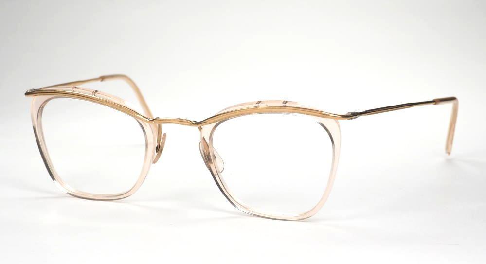 Vintage Brillengestell aus den 40er Jahren