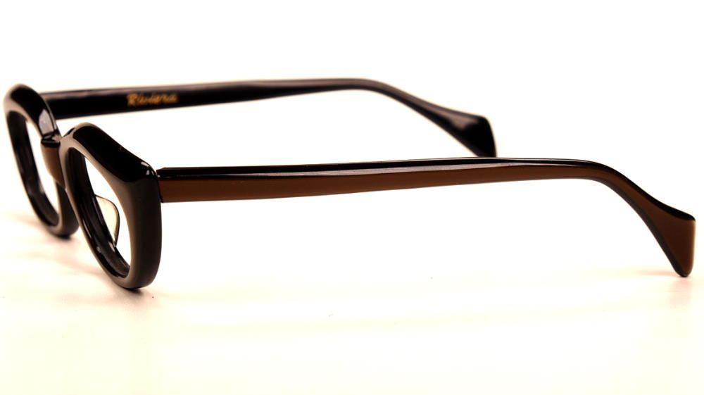 Echte Cateye Brille der 50er Jahre, echt Vintage hergestellt in den 50er Jahren