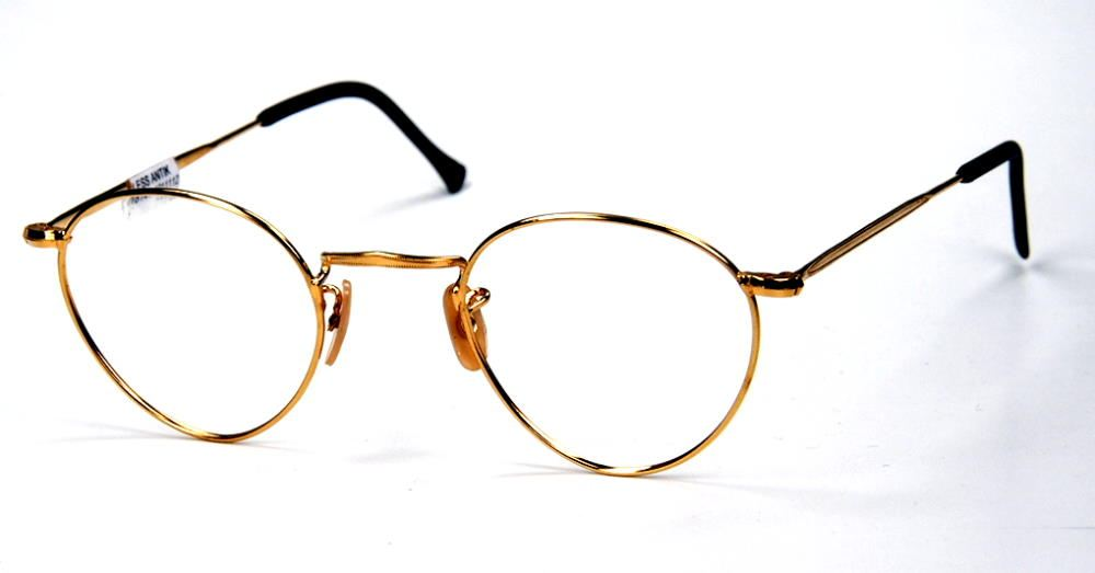 Pantobrille, Antikbrille aus den 30er/40er Jahren 18141