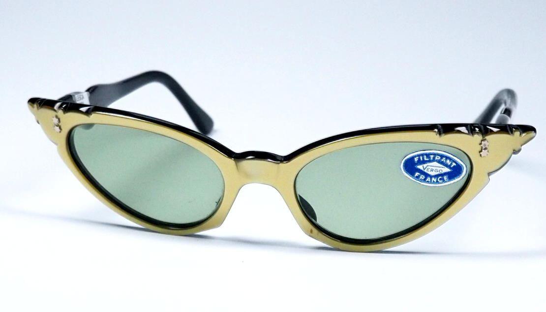 Schmetterlingsbrille aus den 50er Jahren Sonnenbrille 18821