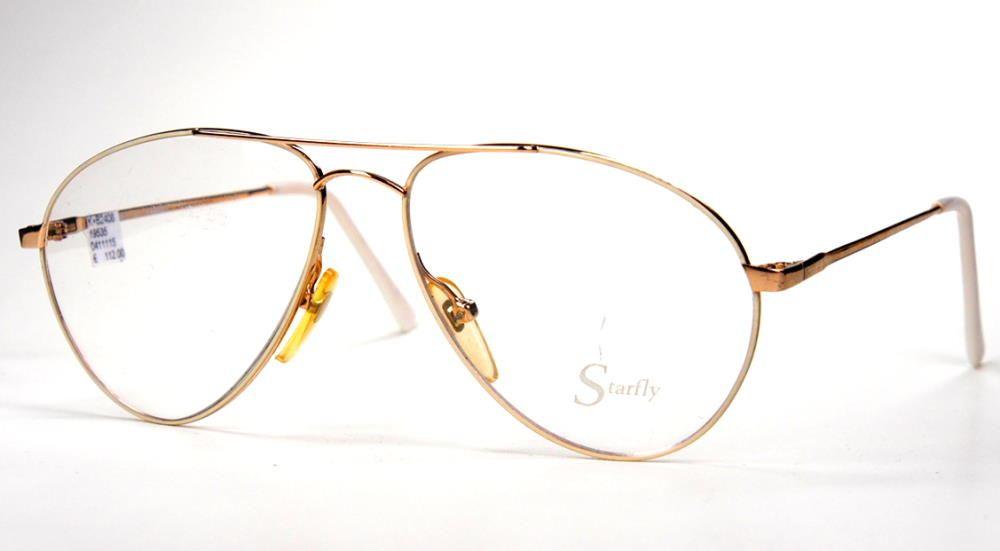 Vintage Brillengestell echt aus den 80er Jahren