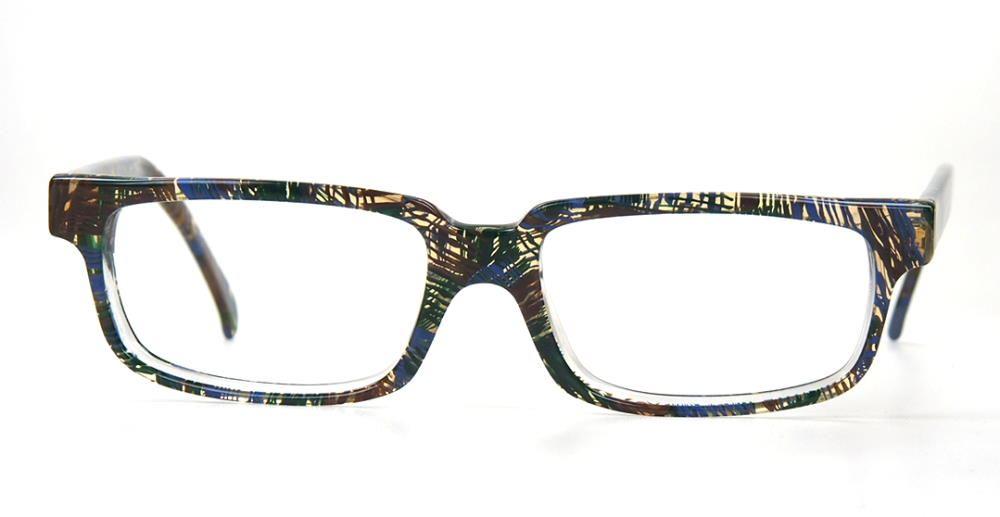 alain mikli Herrenbrille, original Vintagebrille, Mod 717
