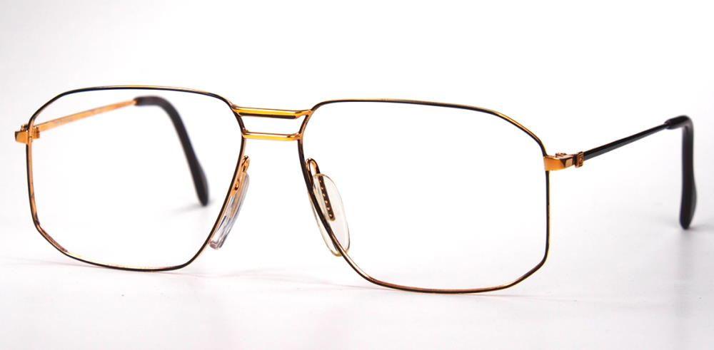 Herren Vintage Brille echt aus den 80ern fabrikneu und ungetragen aus dem Brillenhaus-wilke Hamburg