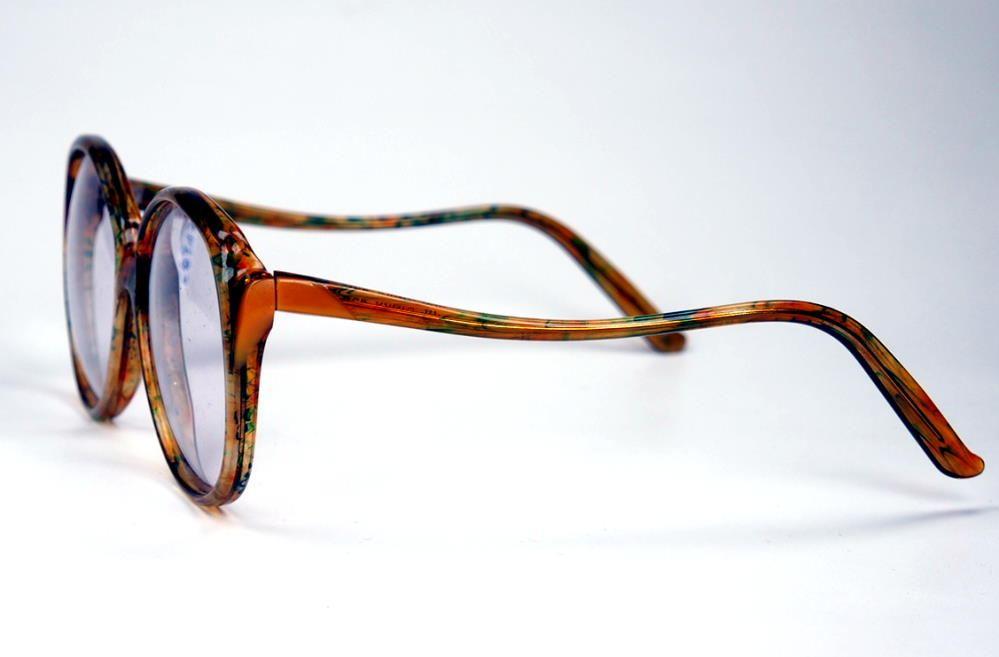 Vintage Damenbrille vom Hersteller Lozza aus den 80er Jahren original
