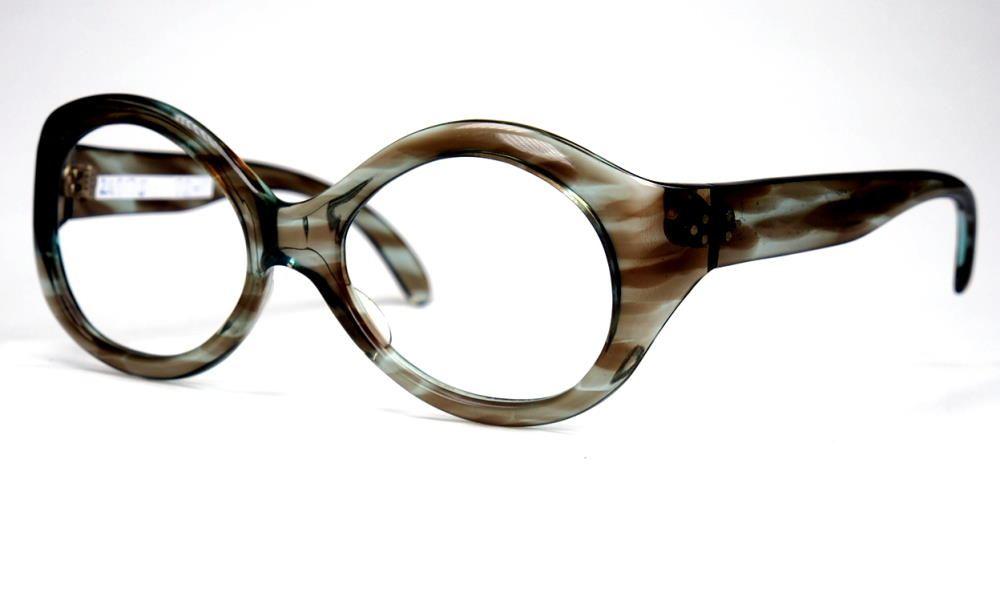 True Vintage Damen Brille aus Frankreich der 80er Jahre