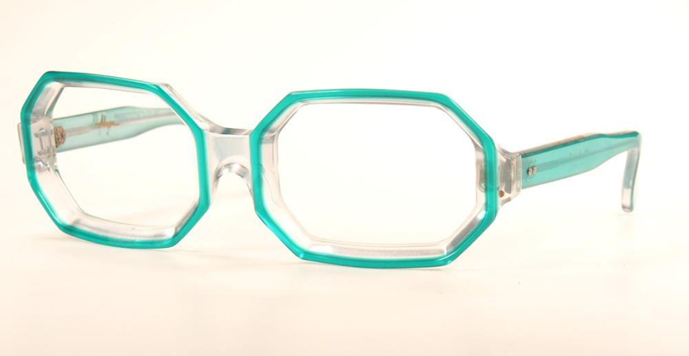 Vintagebrille der 70er Jahre außergewöhnlich