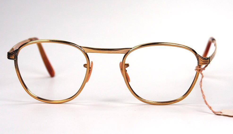 Hudson Vintage Damenbrille der 30er/40er Jahre