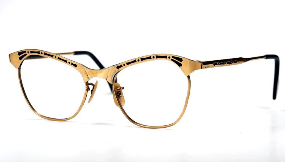 Vintagebrille aus USA der 40er Jahre und noch fabrikneu