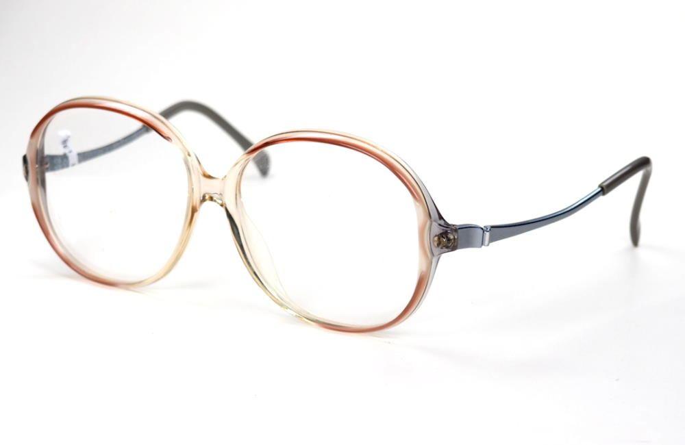 Vintagebrille aus den 80er Jahre fabrikneu ungetragen