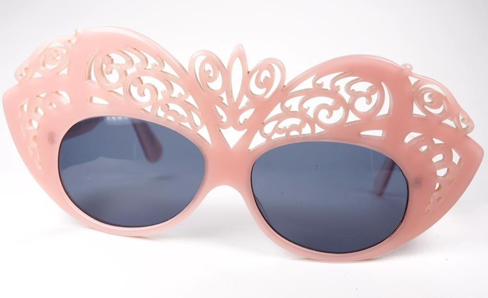 Maskenbrille, Schmetterlings Brille für Film und Theater direkt aus dem Brillenmuseum