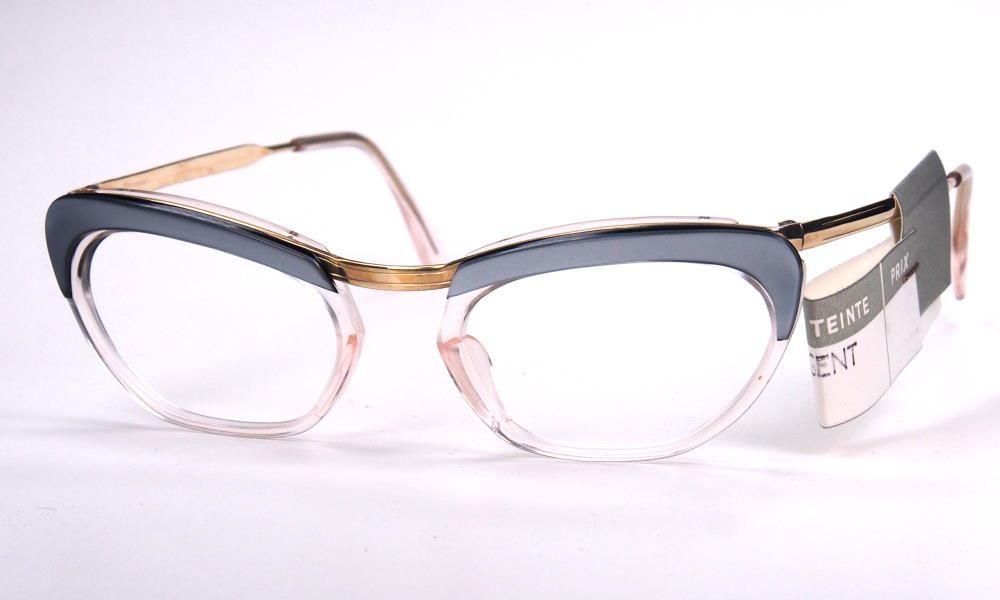 Rockabilly Brille der 50er Jahre, Vintage Brille