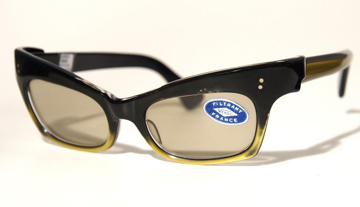 50er Jahre Schmetterlingsbrille Sonnenbrille  18846