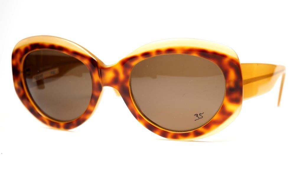 Sonnenbrille echt Vintage der 90er Jahre groß und mondän