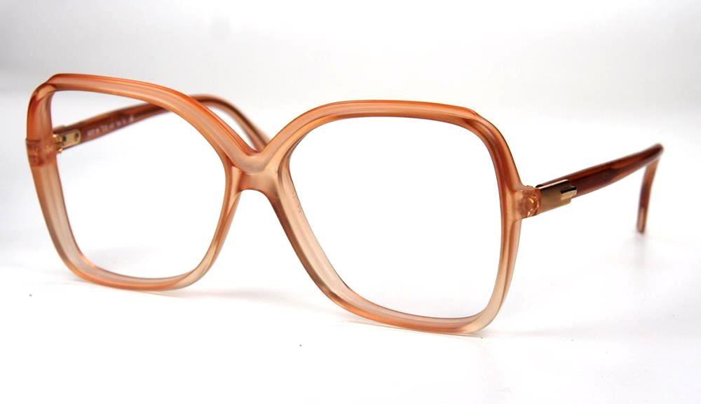 Vintage Brille der 80er Jahre von Silhuette, der 80er Jahre