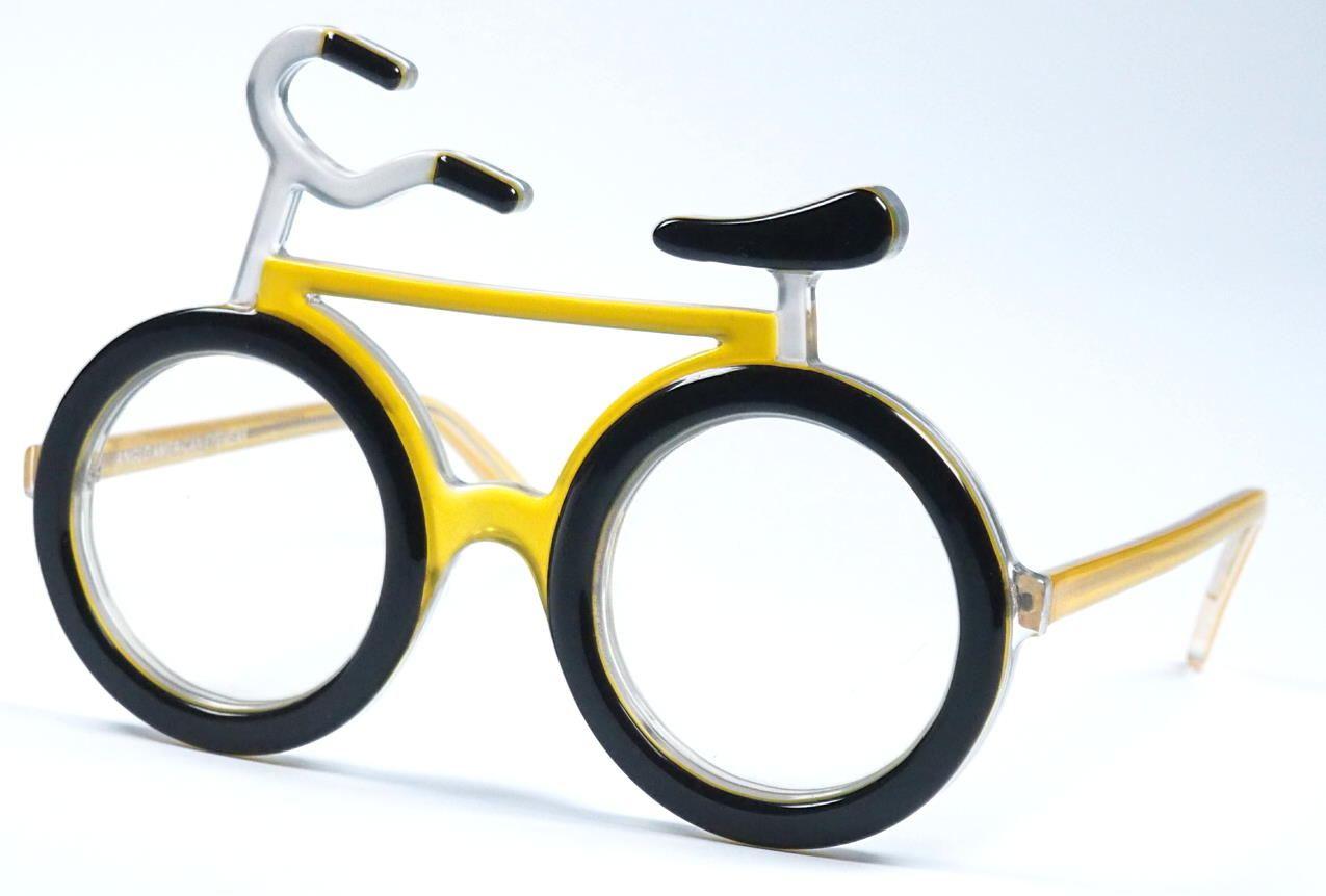Anglo American Optical Eyewear  Mod. Bicycle, coole, verrückte Brillen, außergewöhnliche Brille, coole Vintagebrille,