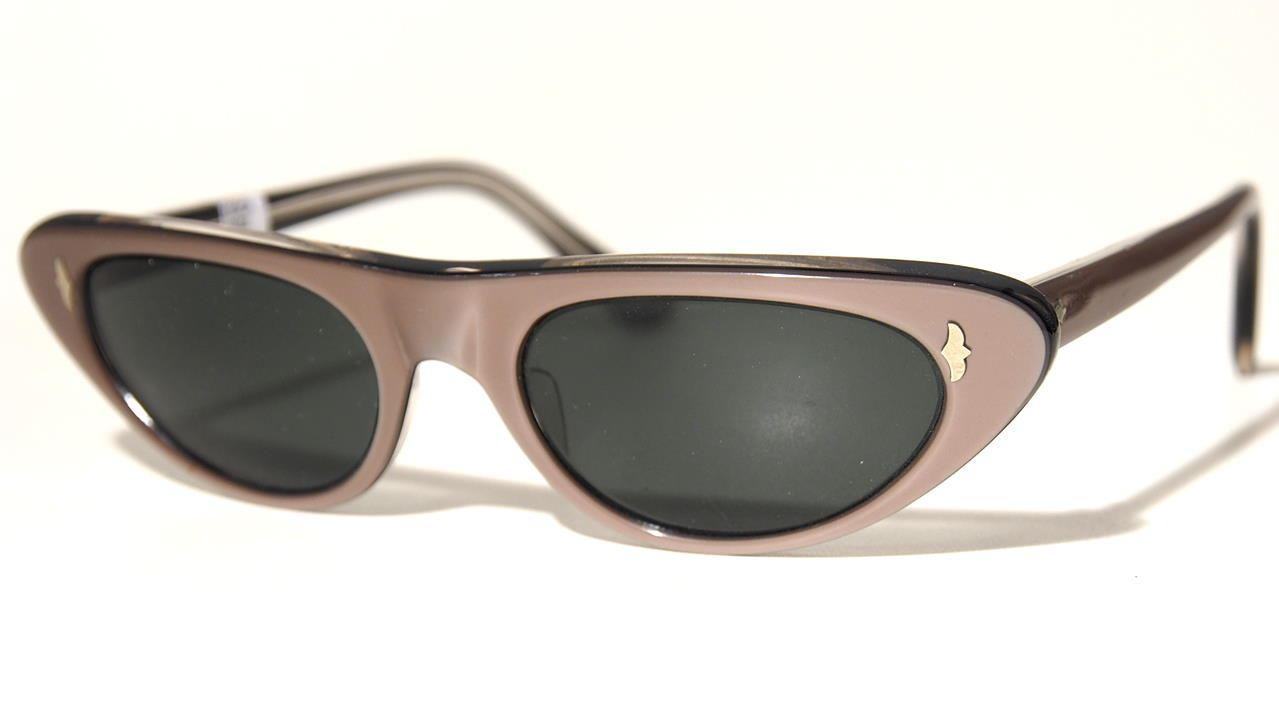 Cateyebrille 50er Jahre Schmetterlingsbrille Sonnenbrille  18858