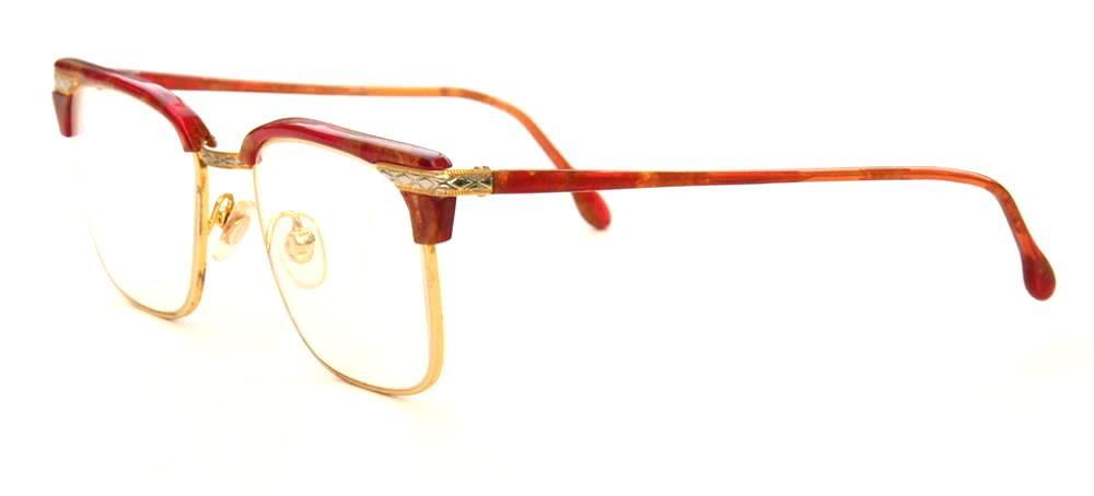 Kunltbrille,  VintageBrille der 90er Jahre