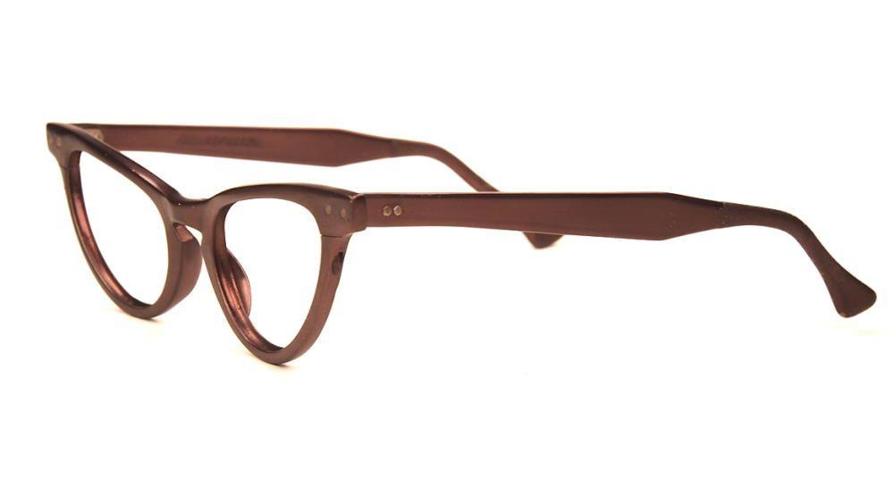 Schmetterlingsbrille, Cateye Brille  der 50er Jahre von Hudson USA 530816