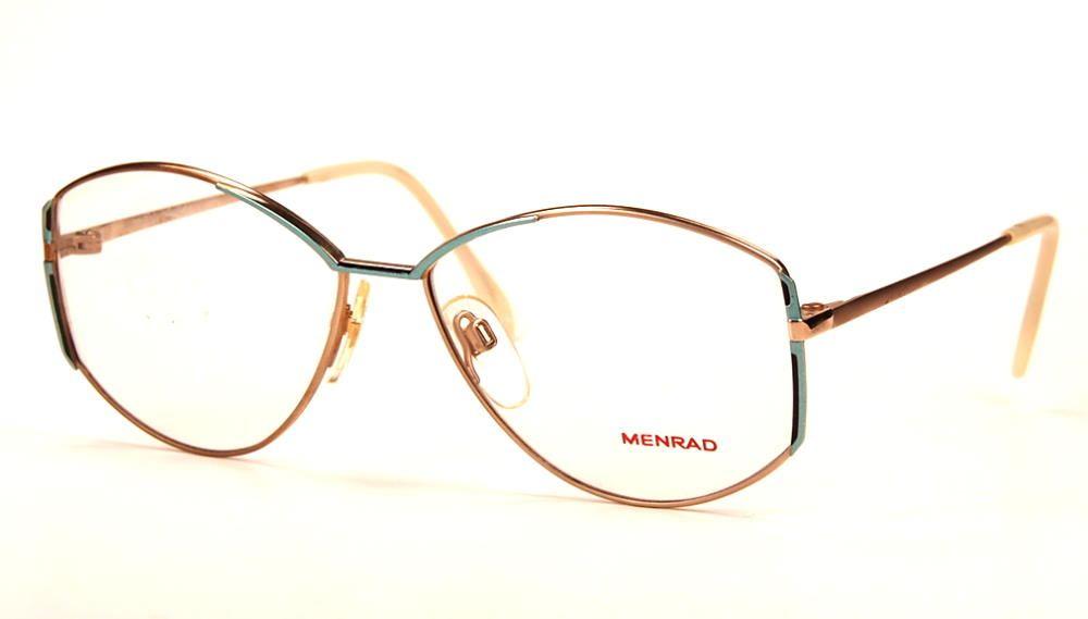 Vintagebrille, echtes Brillengestell aus den 80er Jahre, fabrikneu