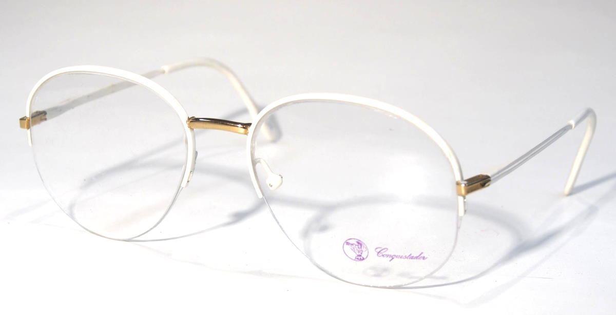 90er Jahre Conquistador NJ. 41 Vintage Brille