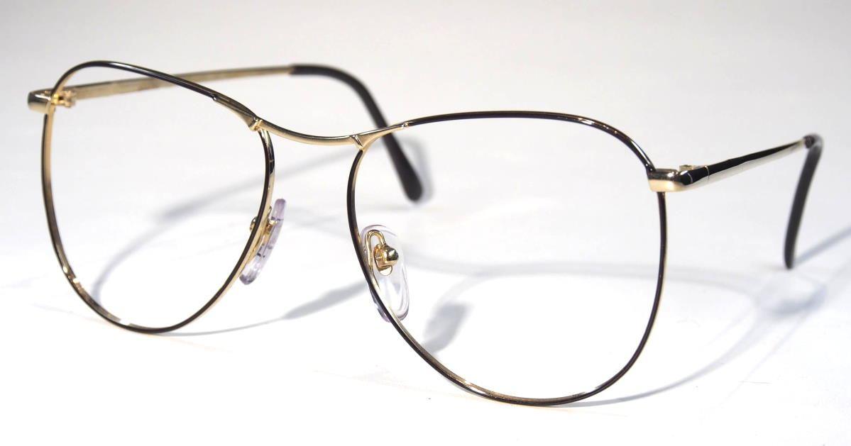 Vintagebrille 90er Jahre, Modell On Line 8722