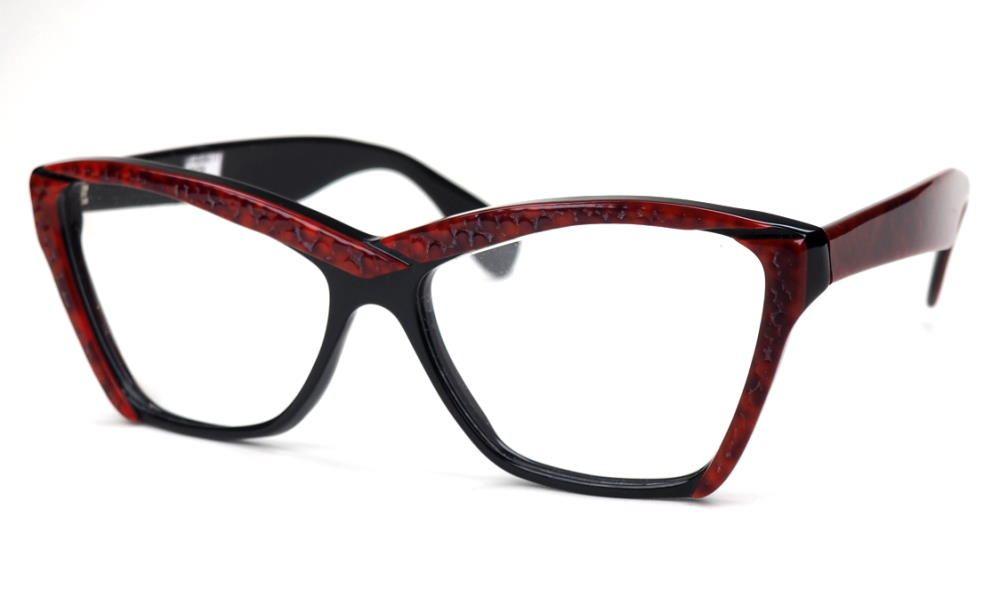 Vintagebrille der 90er Jahre, Cateyebrille