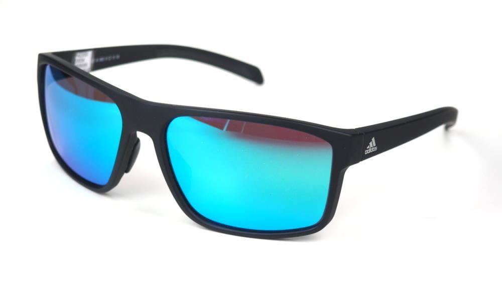 Adidas Sportbrille a423 6055 Whipstart black matt/black, direkt vom Optiker