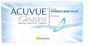 Acuvue Oasys mit Hydraclear 6 Stück von Johnson  Johnson