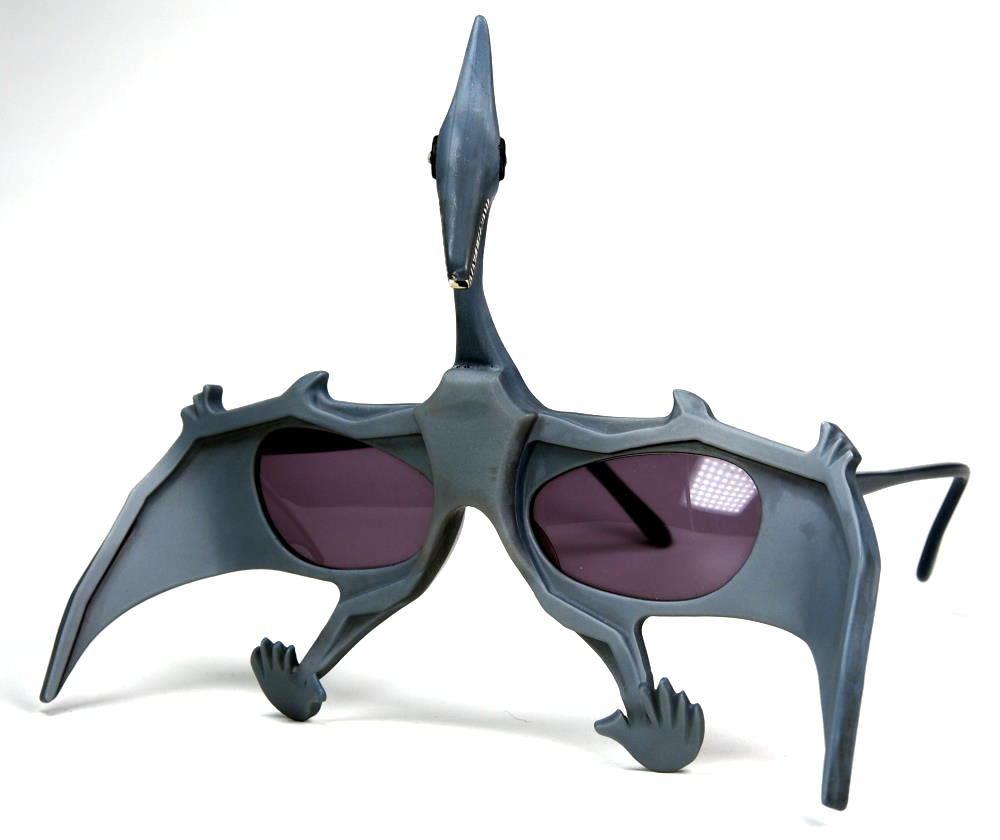 Anglo American Eyewear, Brille Mod. Pterodactyl  Brillenmuseum Wilke Hamburg