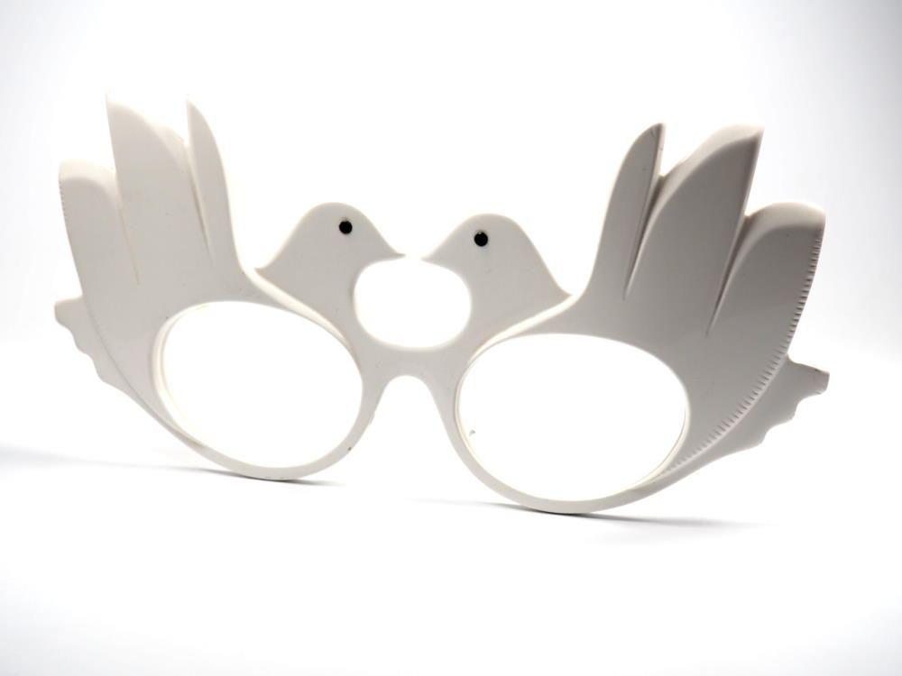 Anglo American Optical Eyewear  Mod. Doves