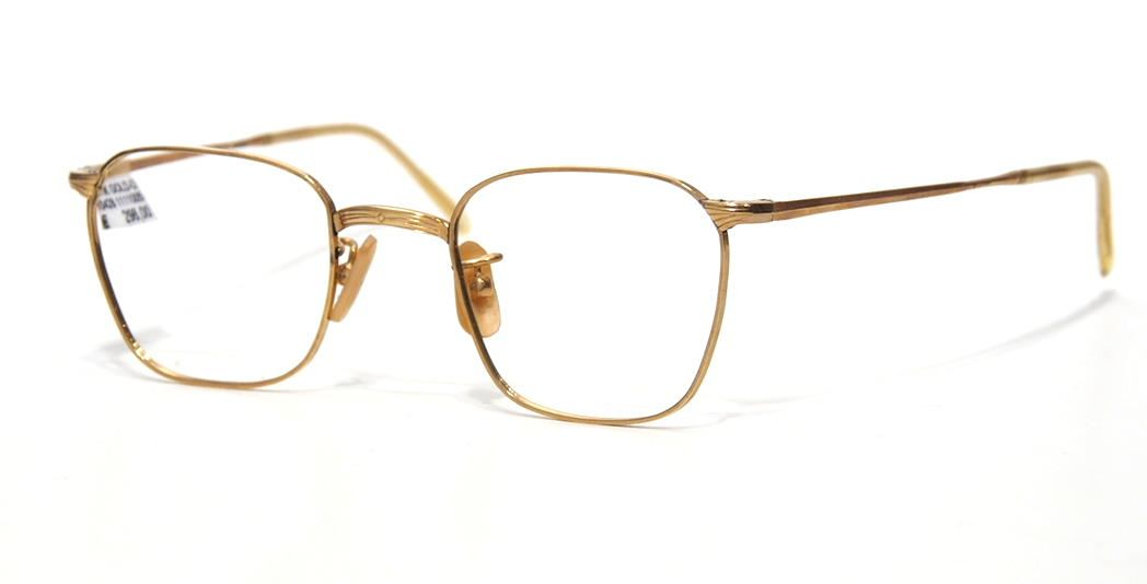 Antikbrille Golddouble 12 Karat 10428