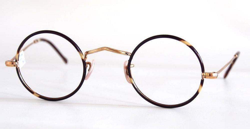 Vintage Brille 30er/40er Jahre 17916