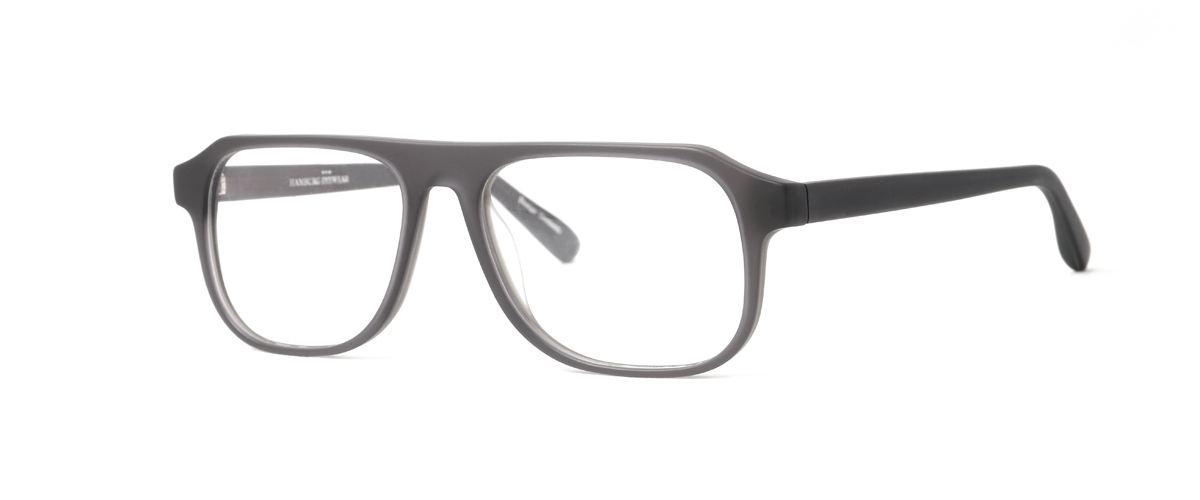 Hamburg Eyewear Arndt 36M  grau strukturiert, matt