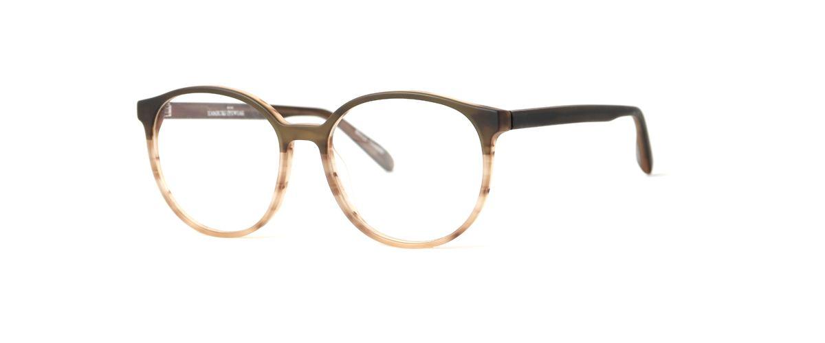 Hamburg Eyewear Beeke 88M oliv, verlaufend, matt