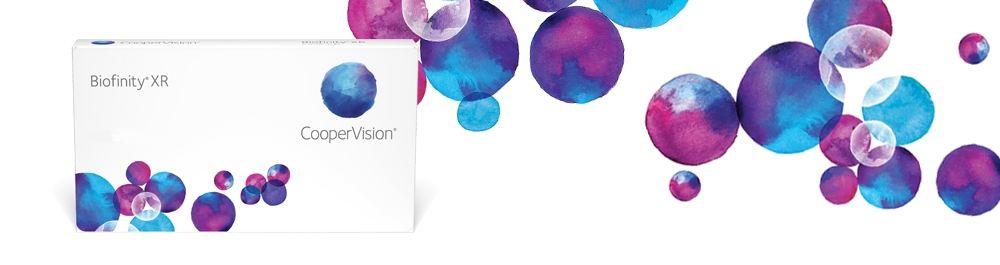 Cooper Vision Biofinity XR 6er Box