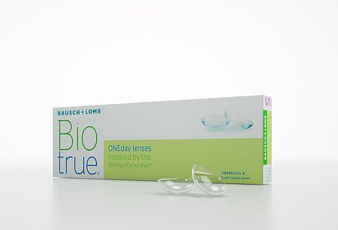 Bausch & Lomb Biotrue ONEday for Astigmatism 30 Stck.