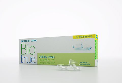 Bausch & Lomb Biotrue ONEday for Presbypia 30 Stck.