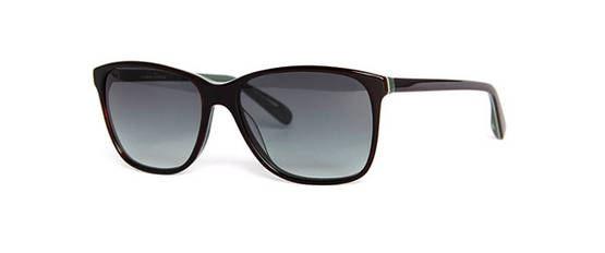 Hamburg Eyewear Bosse Sun 10 dunkelbraun/dunkelgrün