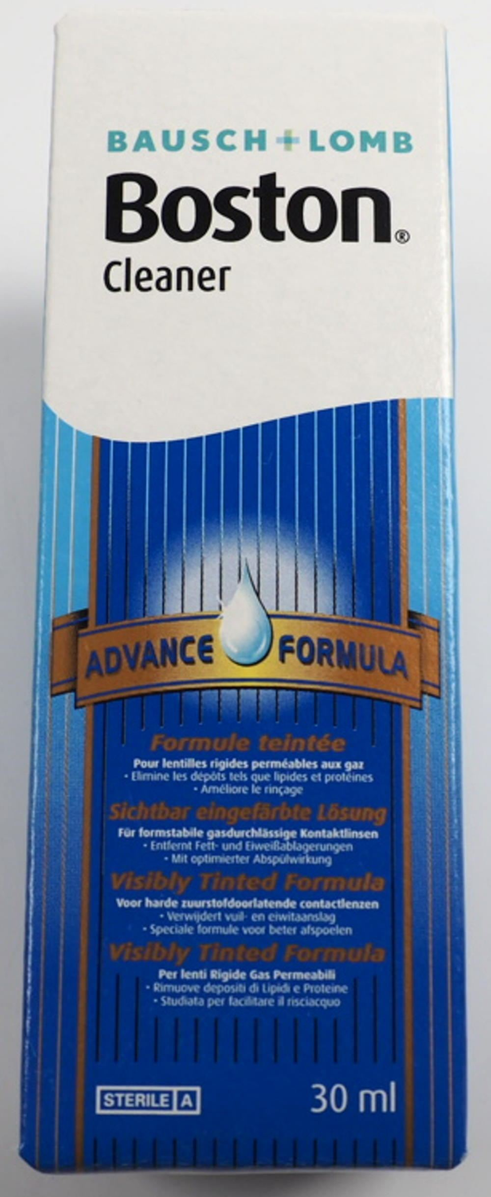Boston Cleaner 30ml Advance Formular