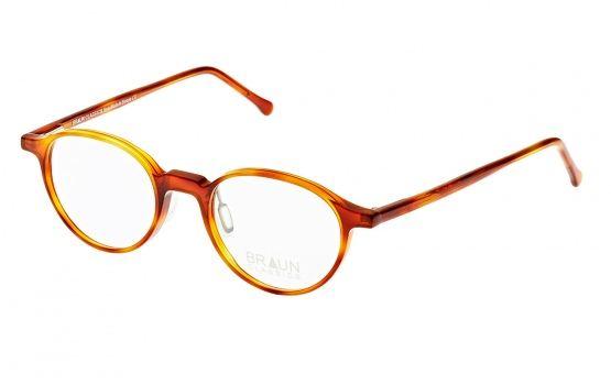Braun Classics Eyewear,  Modell 51 F3 Hellhavanna,