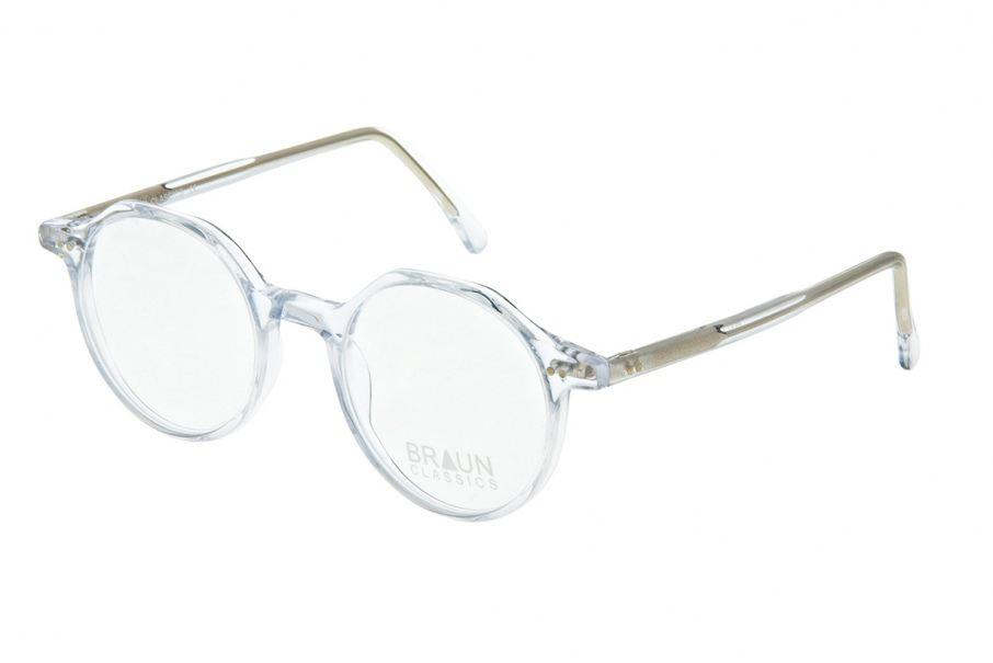 Braun Classics Eyewear, Modell 71 F136 Wasserhell
