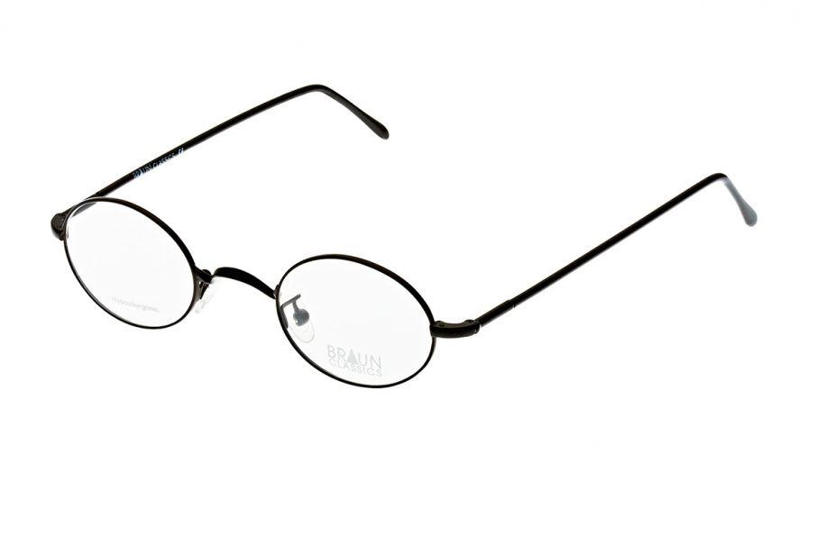 Braun Classics Eyewear, Modell 1151 F3 Schwarz