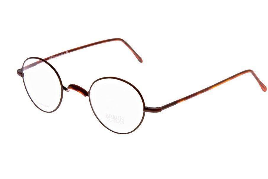 Braun Classics Eyewear, Modell 154 F20 Braun