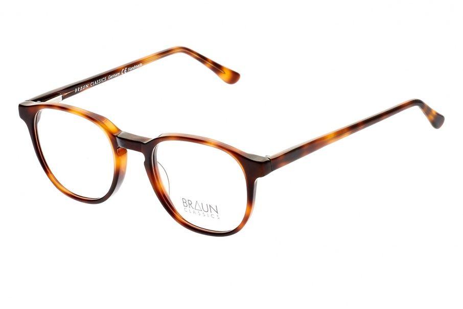 Braun Classics Eyewear, Modell 78 F5 Dunkelhavanna